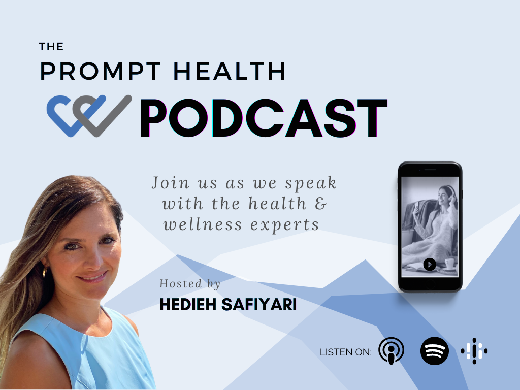Taking Back Your Health with Integrative Therapies (with Dr. Shadi Vahdat)