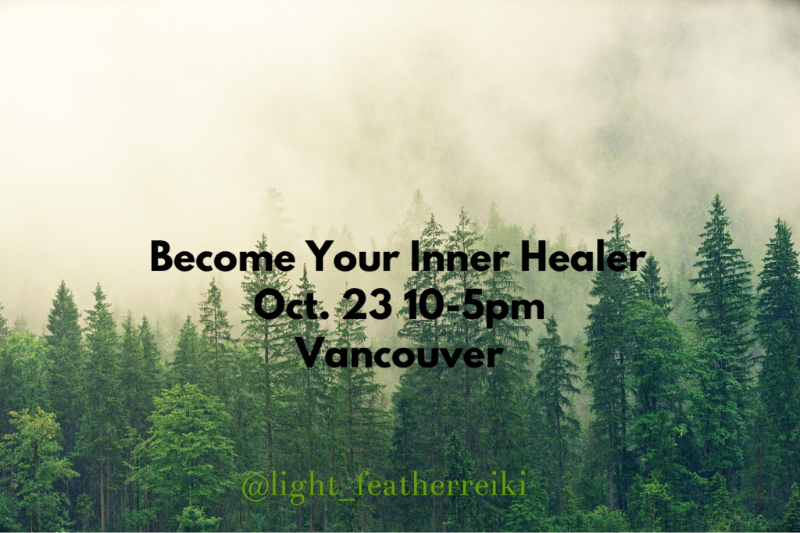 Become Your Inner Healer-Learn Usui Reiki Level 1 Training